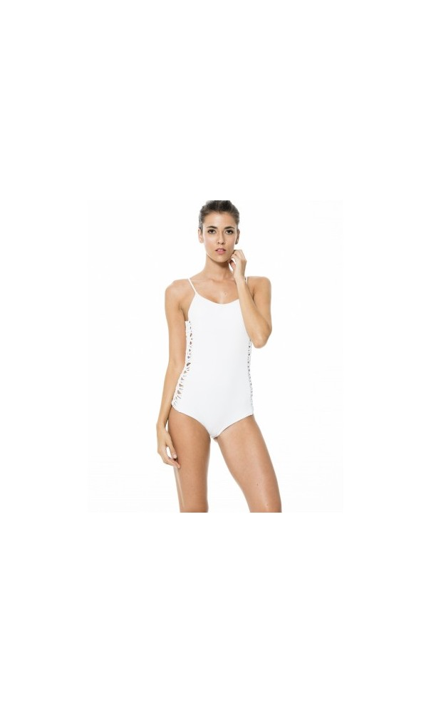 Vestidos De Baño Sol Blanco: > Vestidos de baño > Vestidos de baño enterizo > Shore Boy Blanco