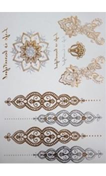 Tatuajes metalicos