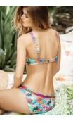 Colorful shake bikini